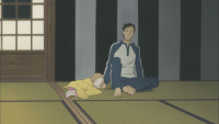 [HorribleSubs] Usagi Drop - 01 [720p][(016520)19-36-04].JPG