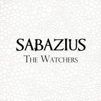 Sabazius - The Watchers - Front Cover.png