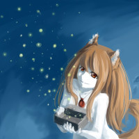 spice_and_wolf__fireflies_by_sammichrussia-d4m0bwx.png